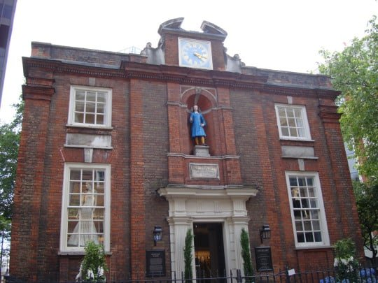 BLEWCOAT SCHOOL, VICTORIA