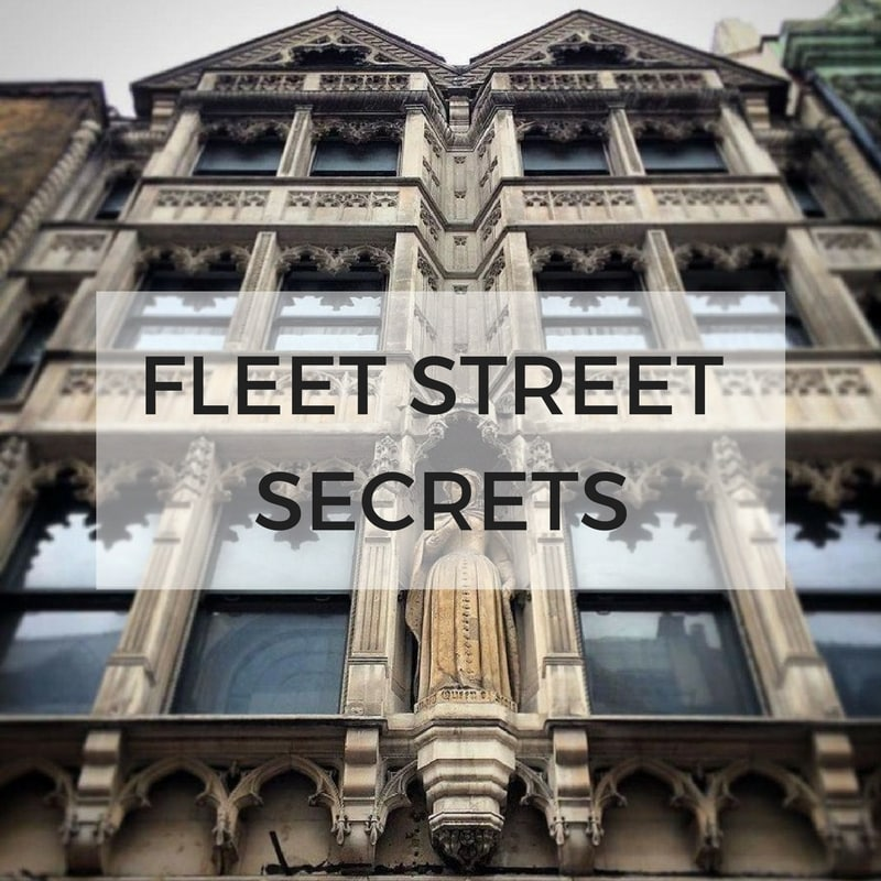 Fleet Street Walking Tour