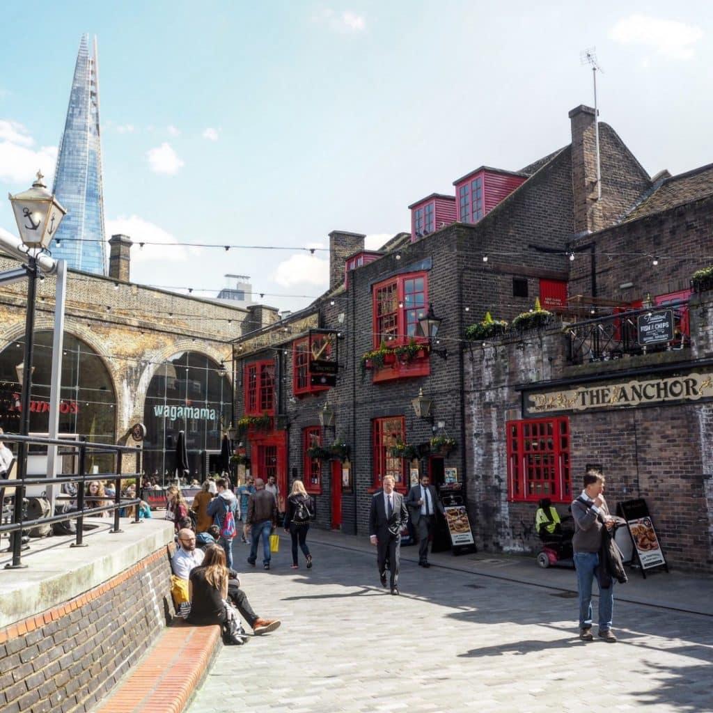 Southwark Saucy Secrets walking tour