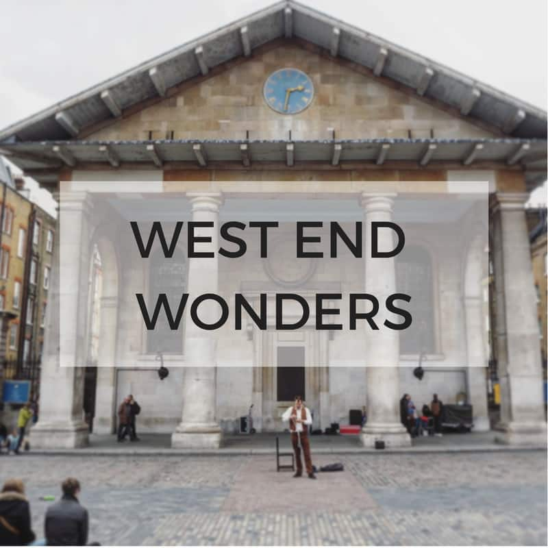 West End Walking Tour