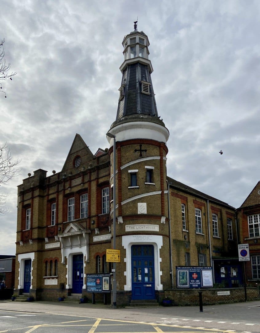 London's Only Lighthouse | Trinity Buoy Wharf