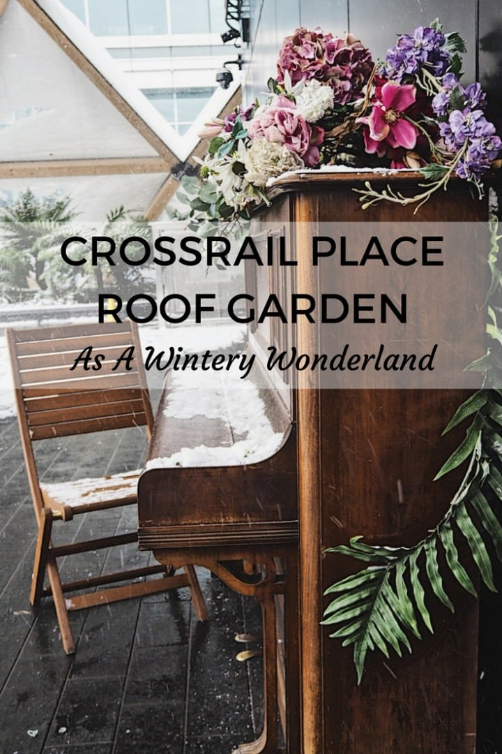 Crossrail Place Roof Gardens