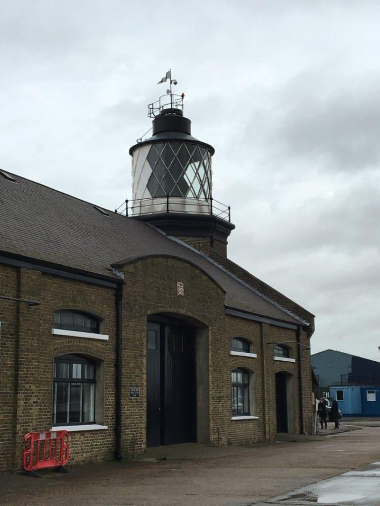 trinity buoy lighthouse