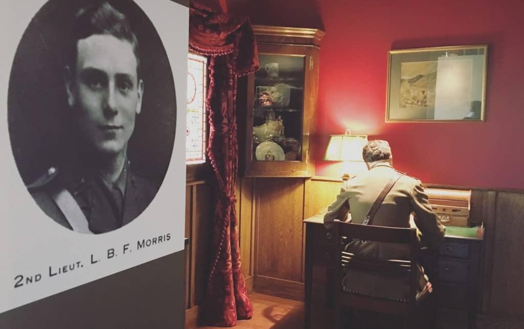Morris Remembering 1916