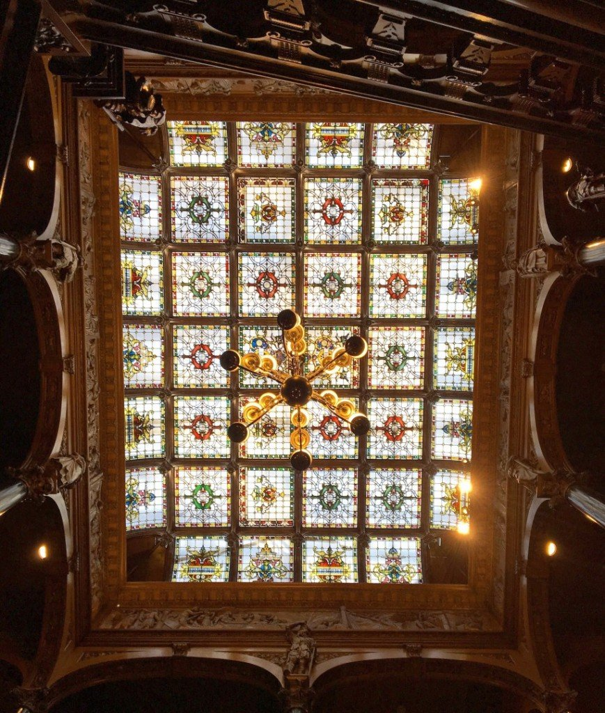 Ceiling Two Temple Place