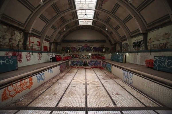 Haggerston Baths