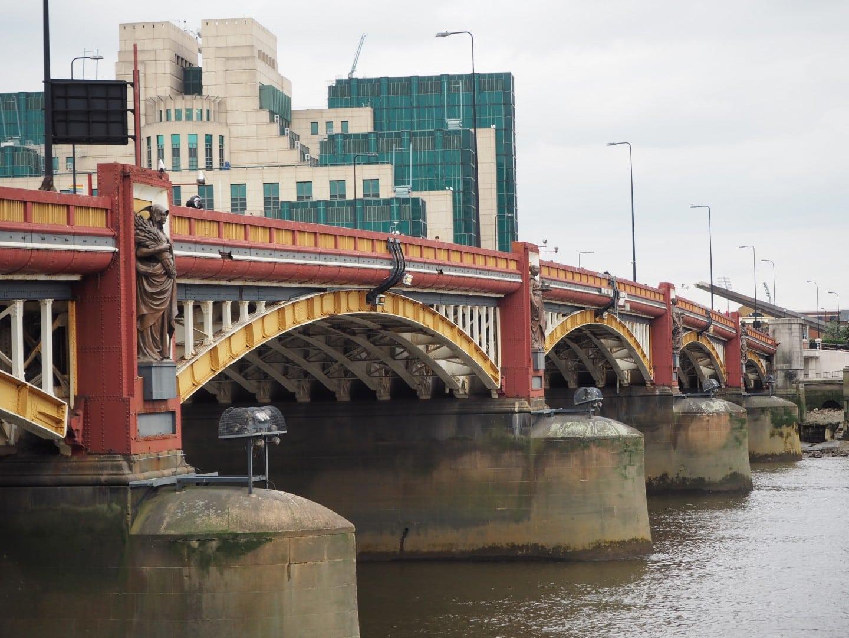The Amazing Secret on Vauxhall Bridge