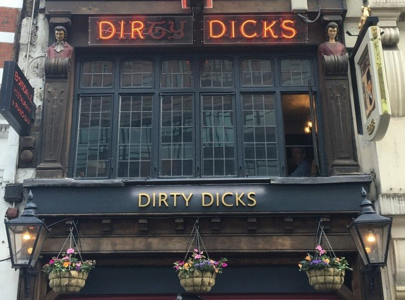 Dirty Dicks