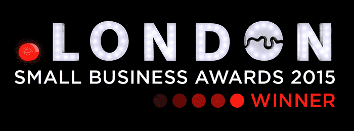 Dot London Winners Logo