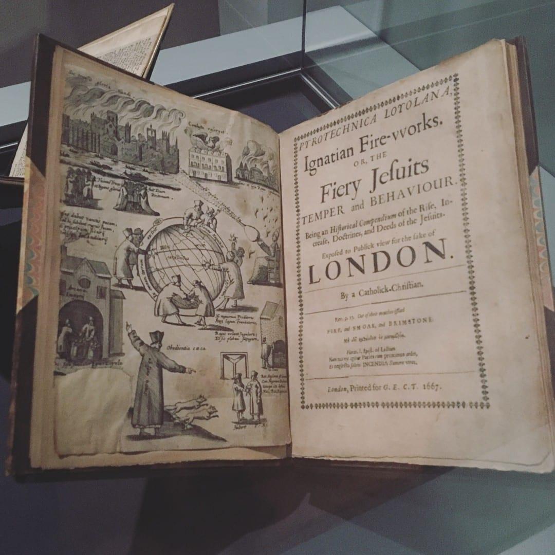 Fire Fire Museum of London