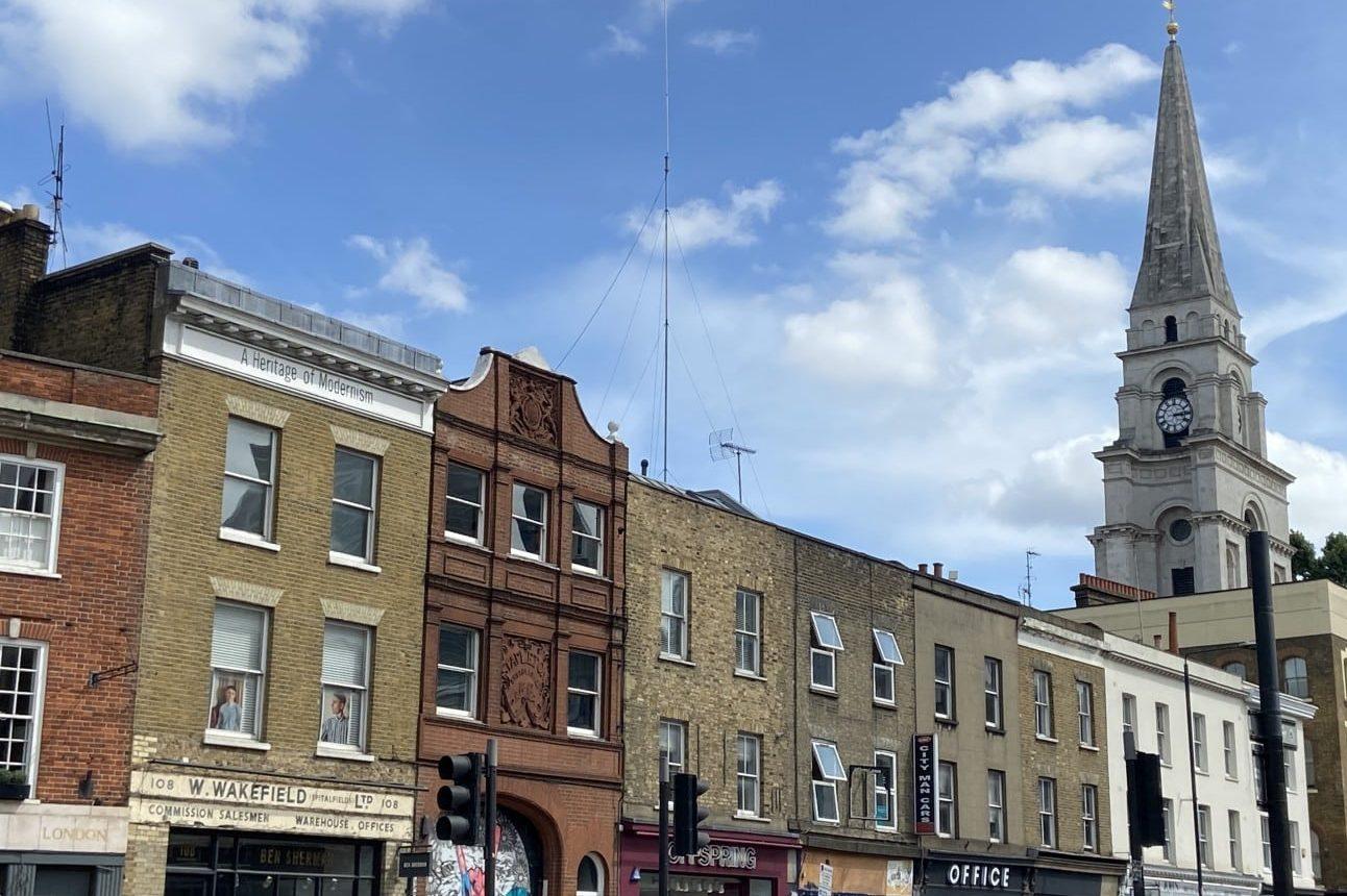 Stapleton's Spitalfields