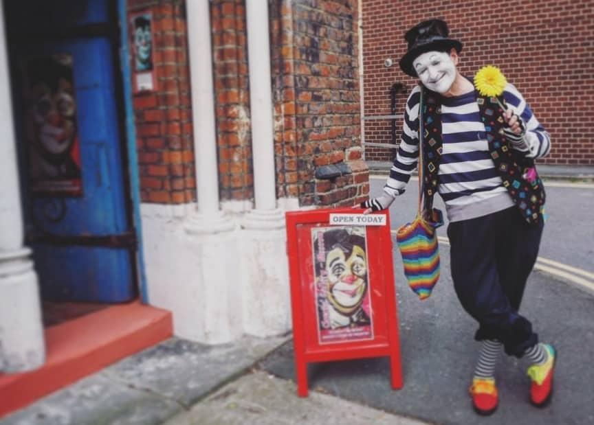 London's Clown Museum