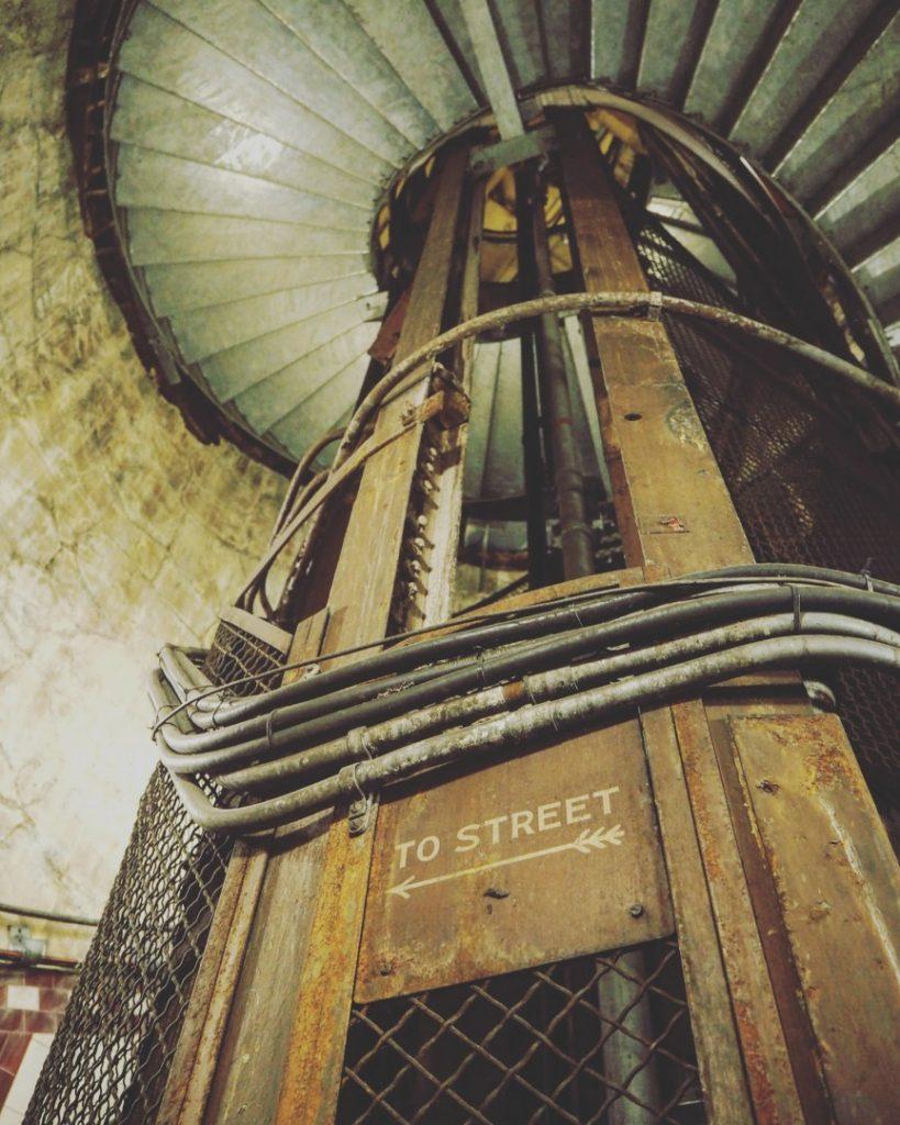 Down Street Station Tour