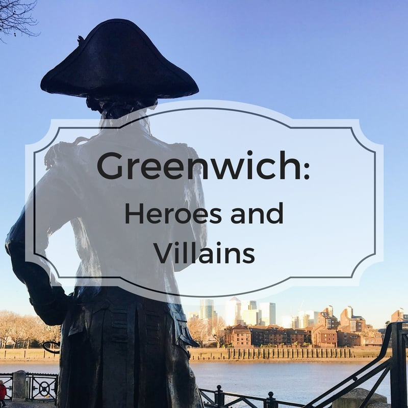 Walking Tour of Greenwich