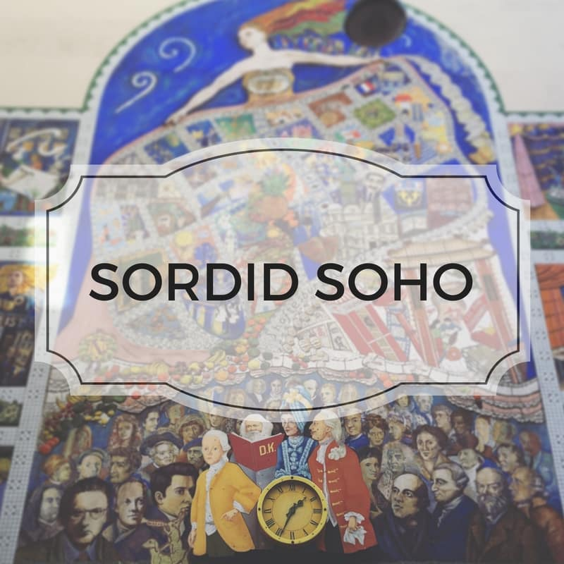 Walking Tour of Soho