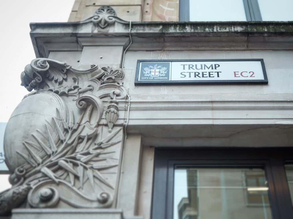 Trump Street
