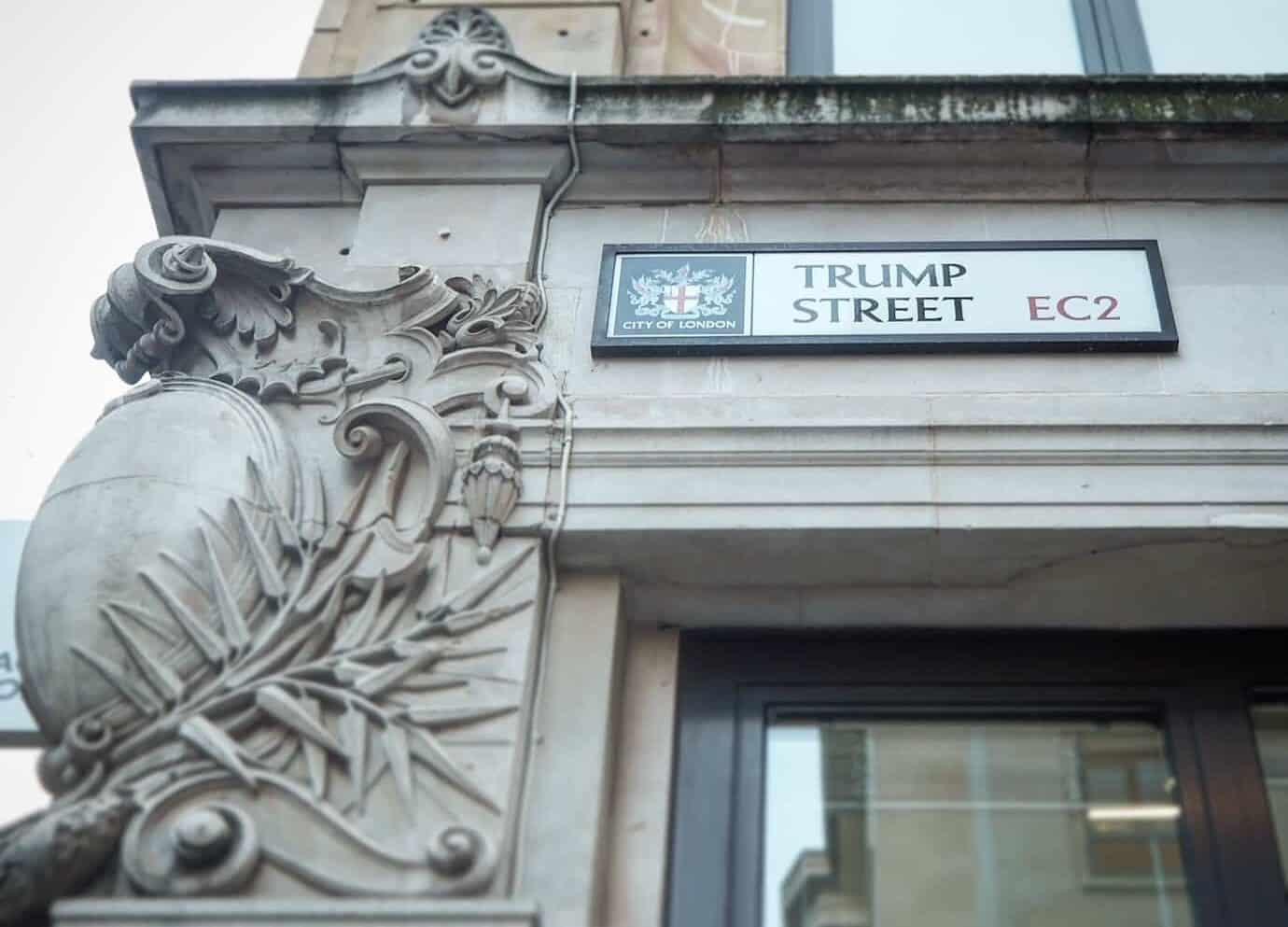 Trump Street London