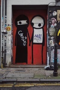Best Curry Brick Lane >> Guide to the Best Shoreditch Street Art | Look Up London