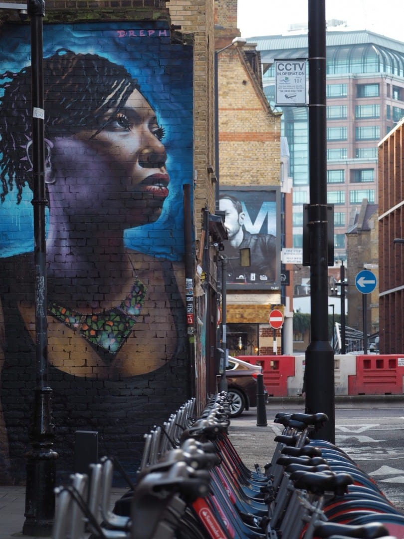 Best Shoreditch Street Art