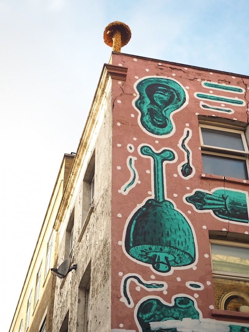 Shoreditch Station: Guide To The Best Shoreditch Street Art
