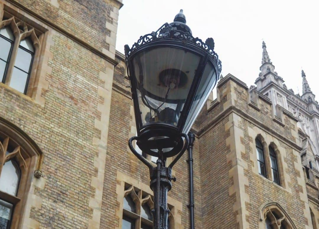 London Gas Lighting