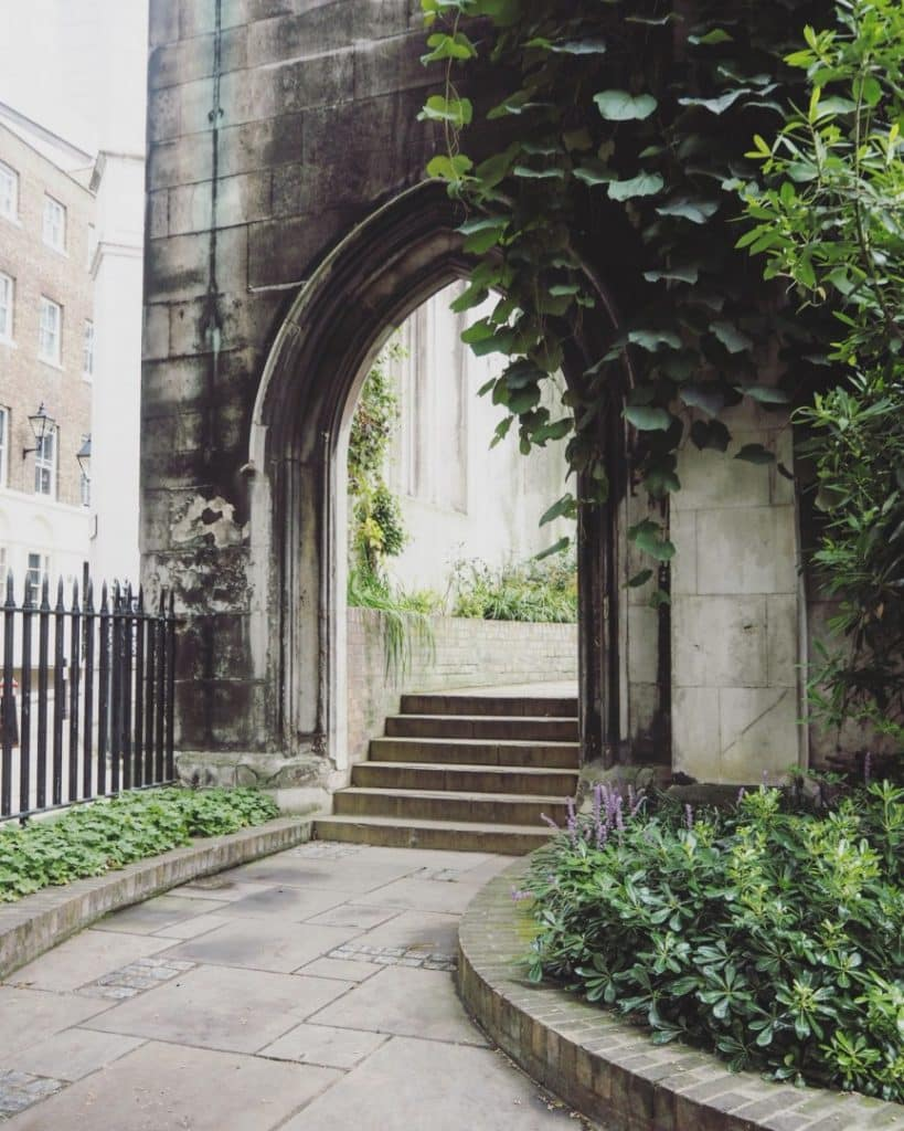The City Hidden Garden