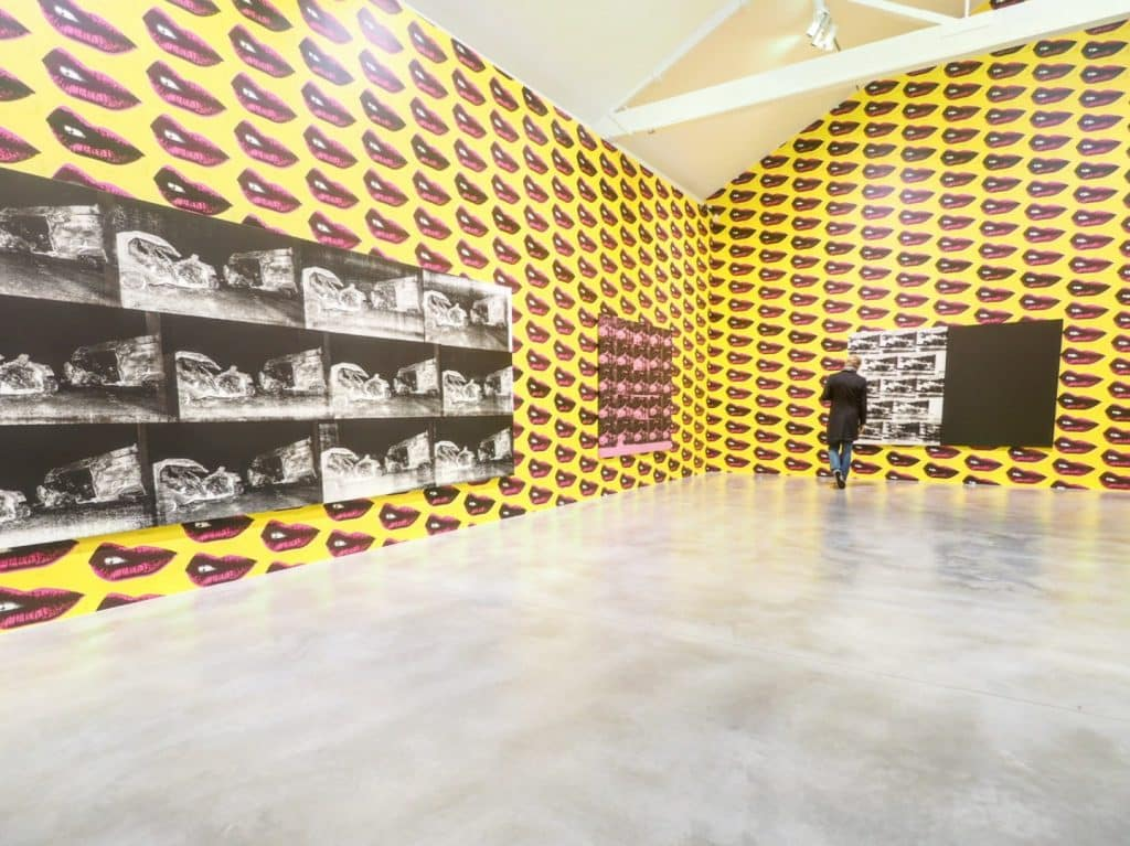 Gavin Turk Newport Street Gallery