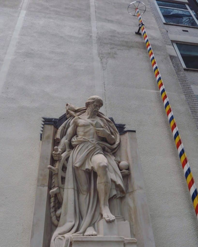 Church Called St Andrew Undershaft