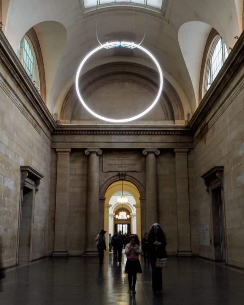 Cerith Wyn Evans Tate Britain