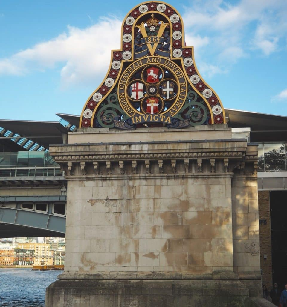 Old Blackfriars Bridge