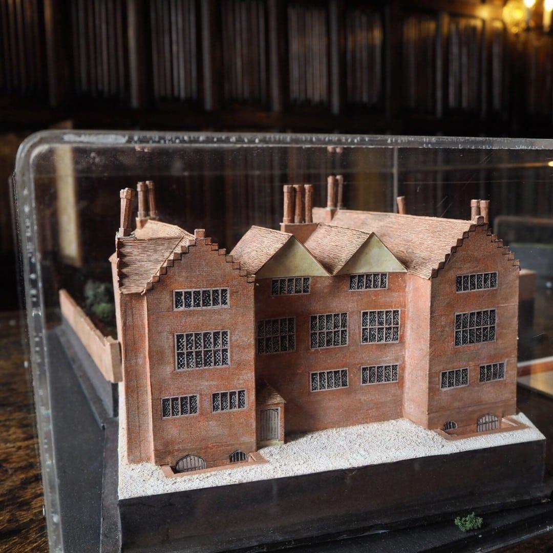 Sutton House Hackney