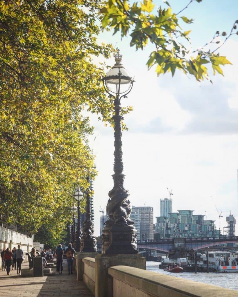 Historic London Details