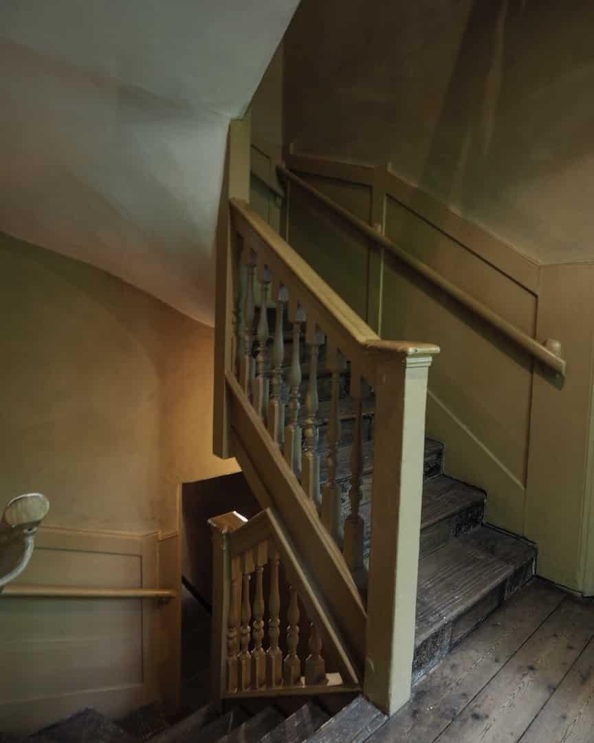 Inside the Geffrye Almshouse