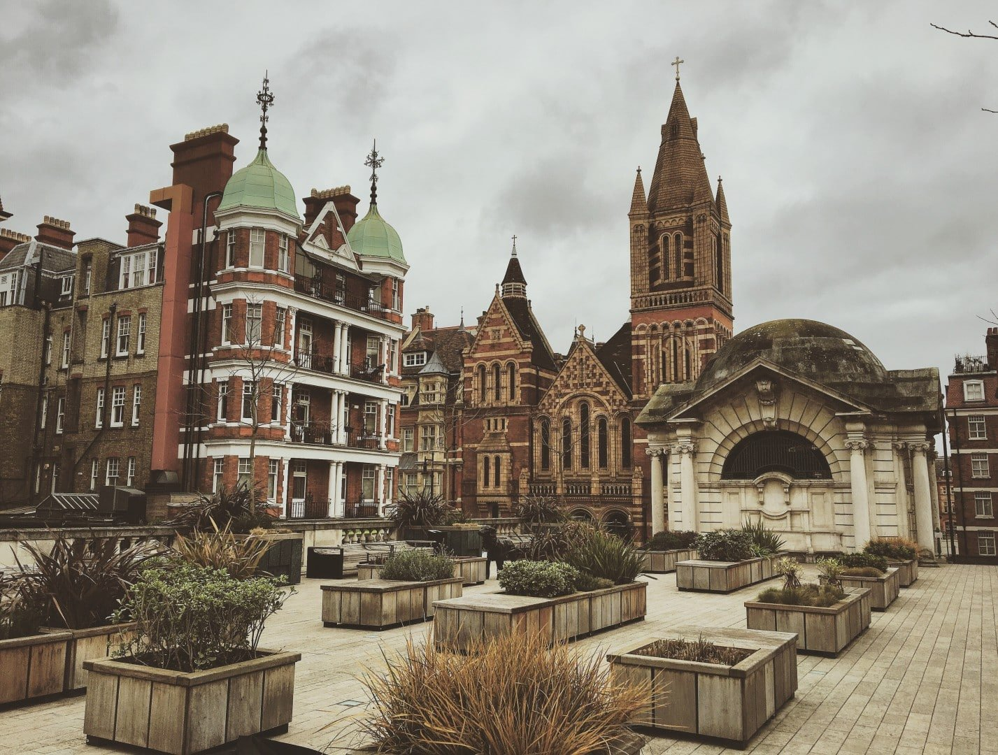 Unusual Gardens and Open Spaces in London