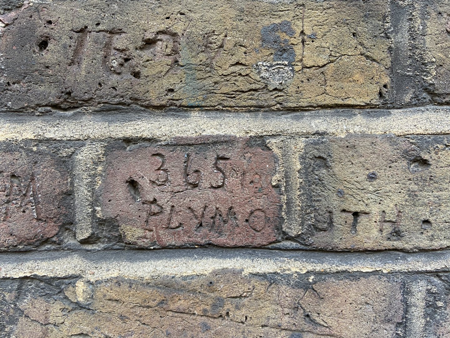 Clerkenwell Mystery Wall Carvings