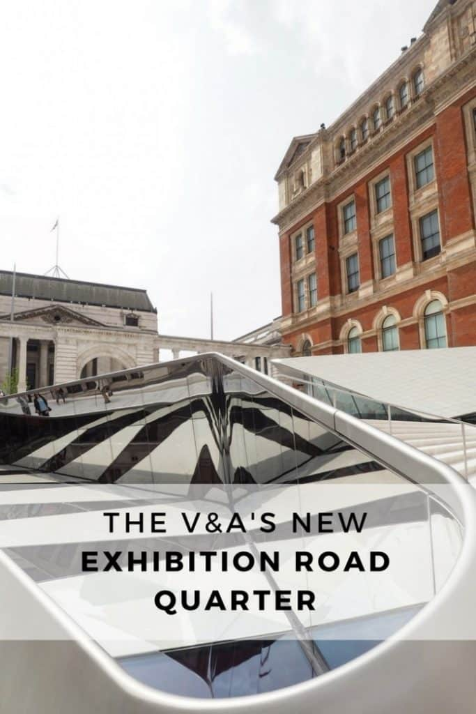 V&A Exhibition Road