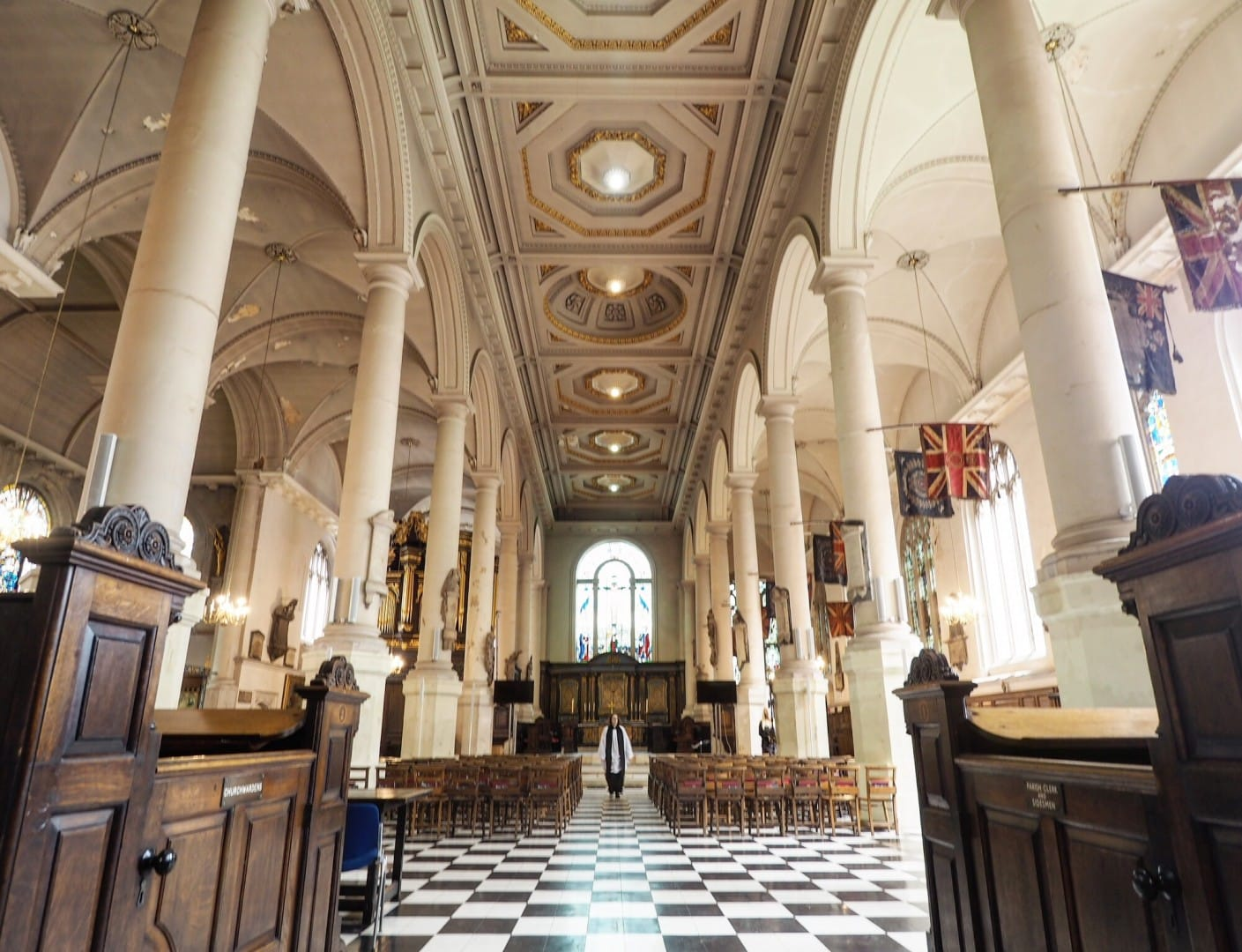 London City Churches