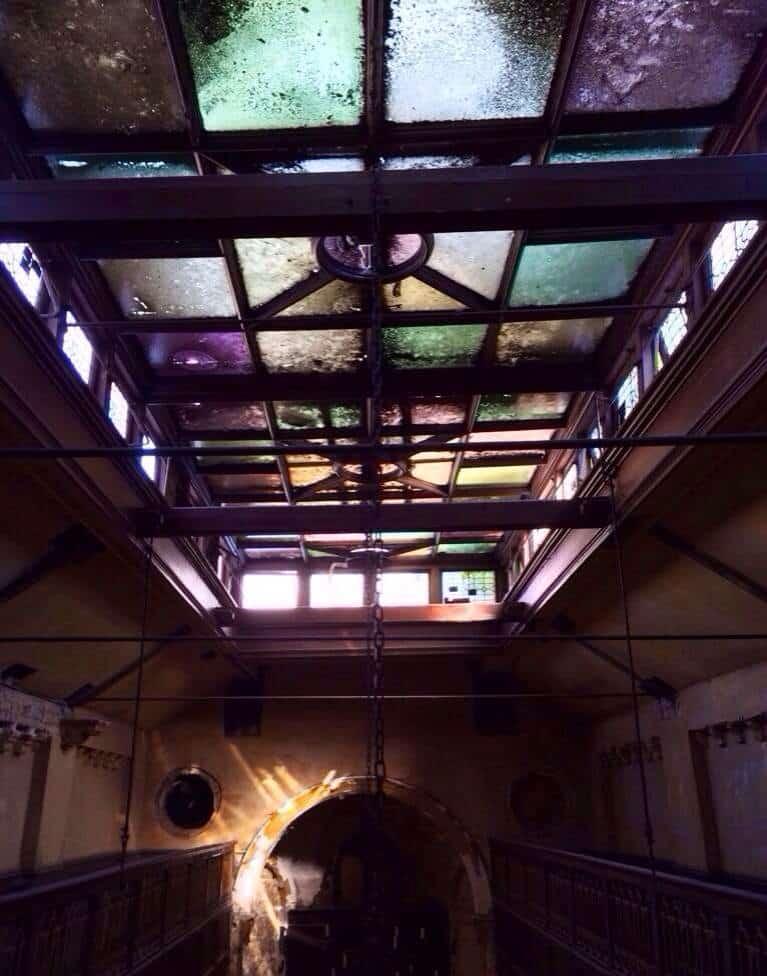 Inside 19 Princelet Street