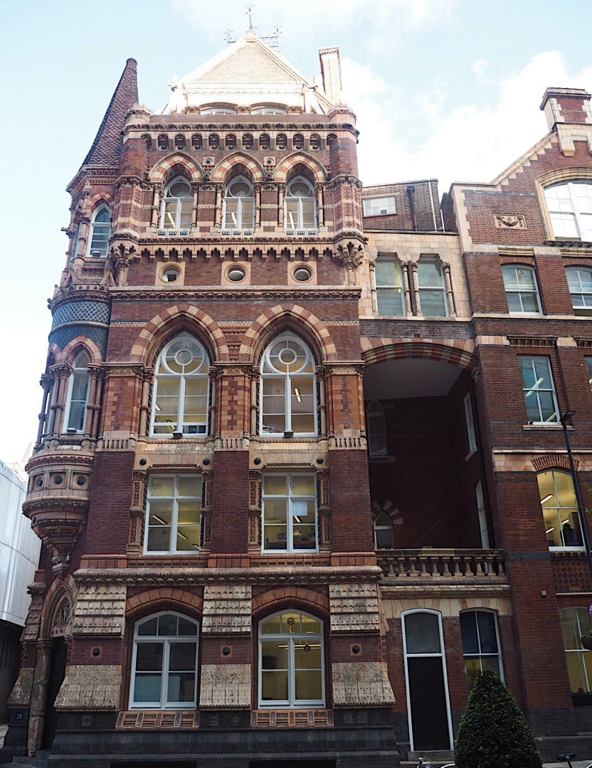 Southbank House Lambeth