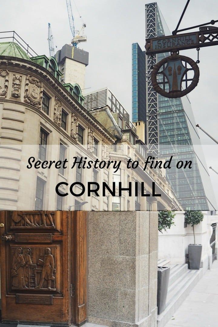 Cornhill Doorway