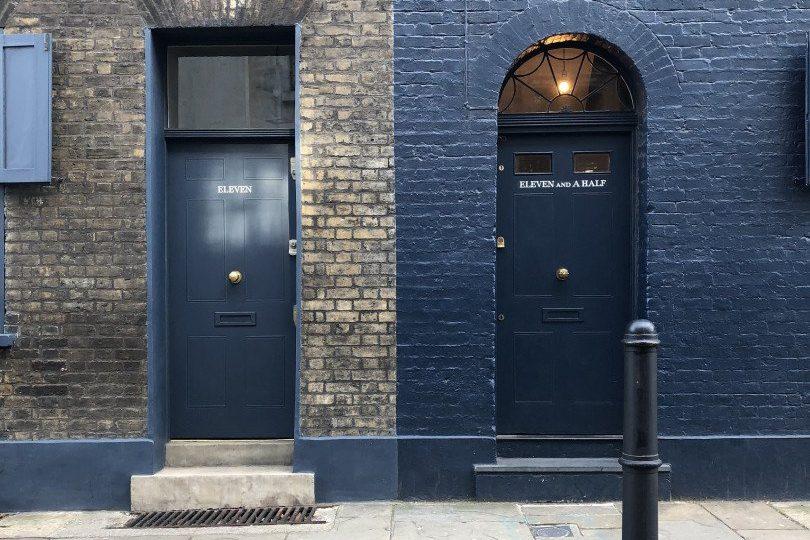 Historic London Doors | Look Up London
