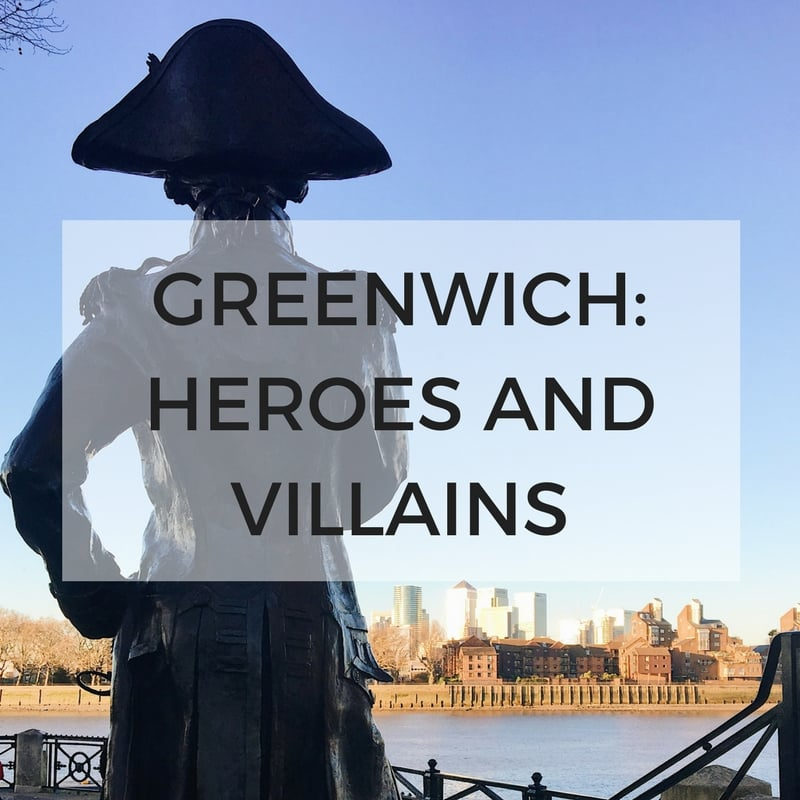 Greenwich Walking Tour