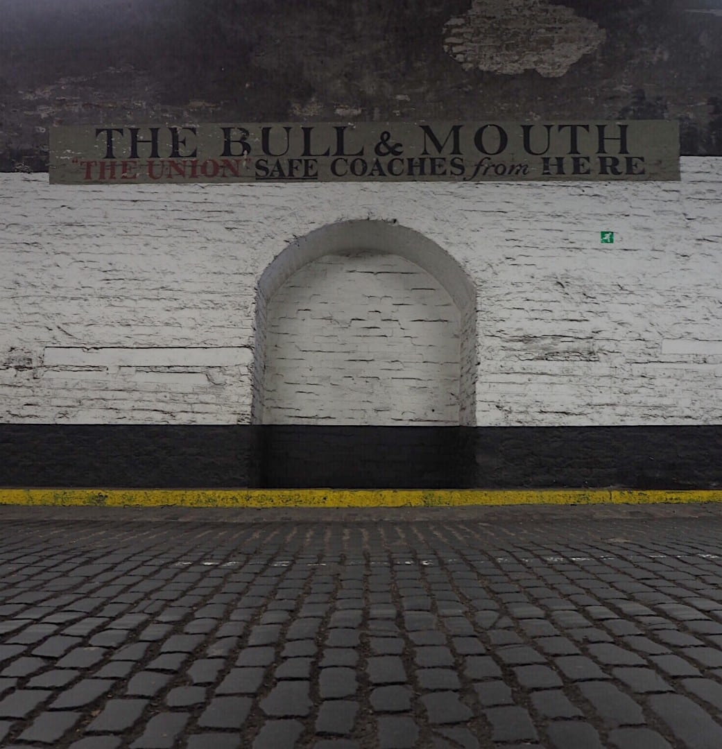 bull and mouth coaching inn