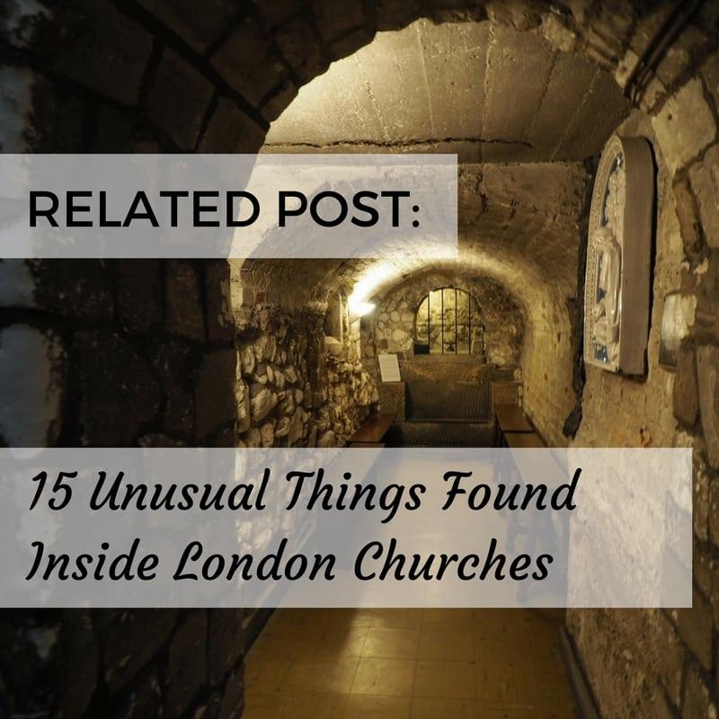 Unusual City Churches