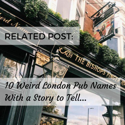 Pub Names History