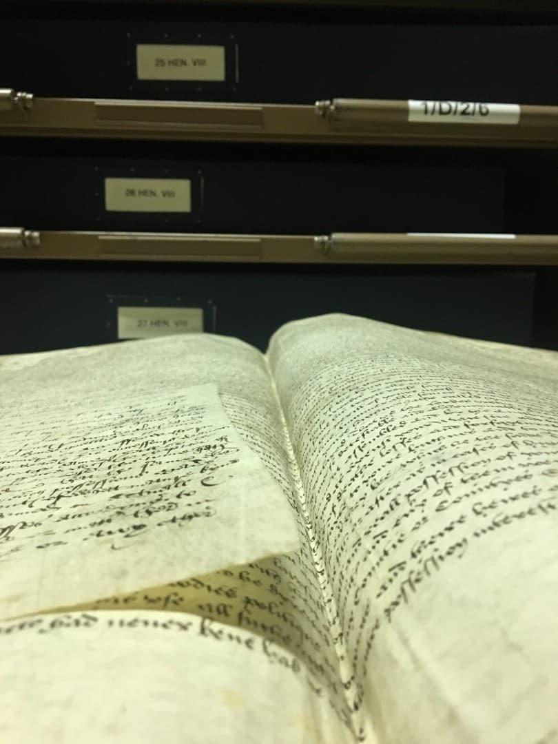 Parliament Archives
