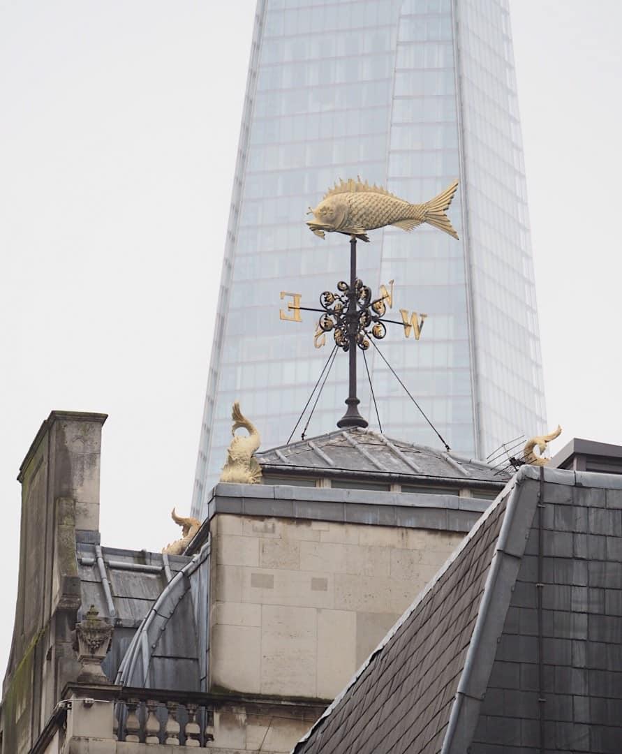 London weathervanes