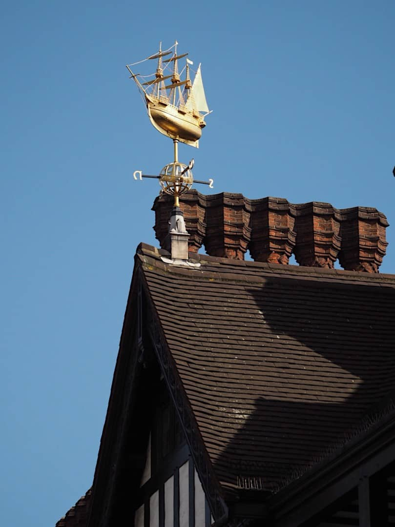 London weathervanes