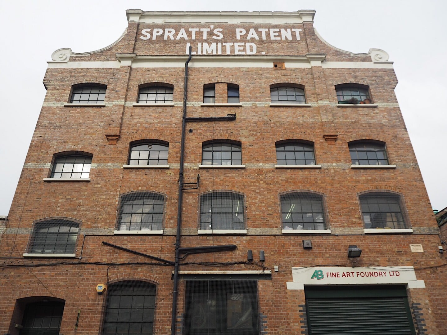 Spratts Dog Biscuit factory
