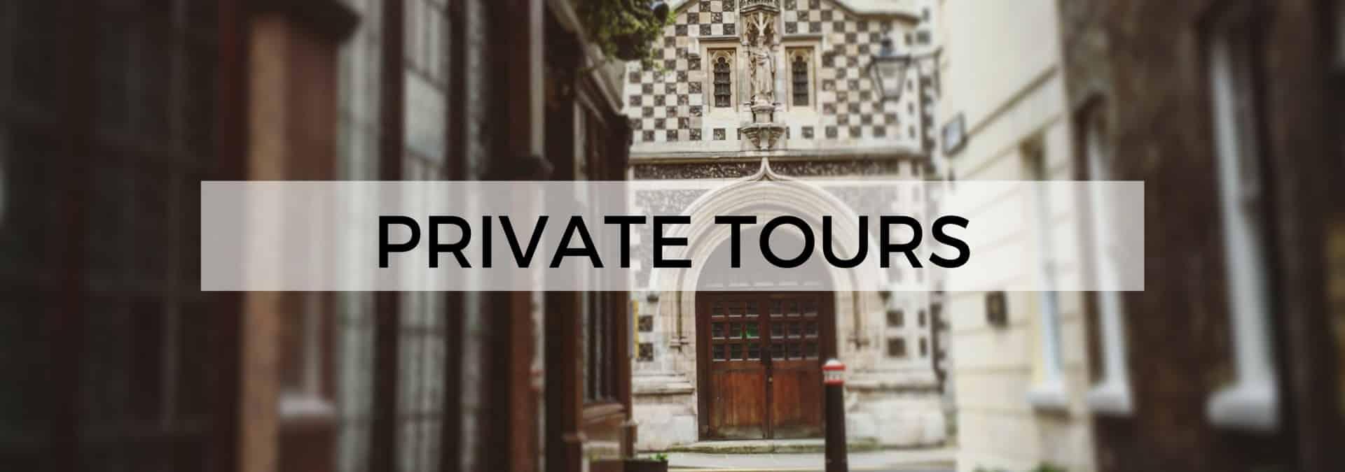 London Private Tour
